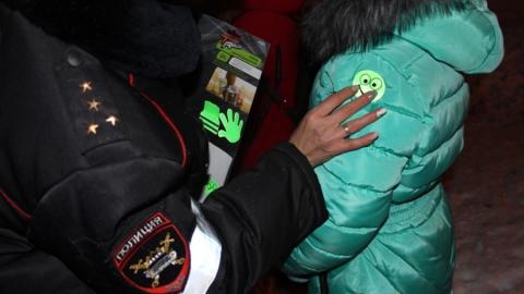 С начала года на дорогах области погибли 11 детей
