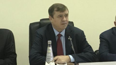 Чуриков пообещал подготовить к зиме 702 единицы дорожной техники