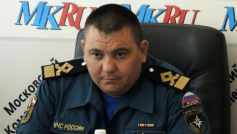 Роман Сулейманов уволился с поста руководителя ГИМС