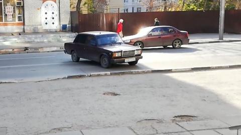 Дорожные полицейские проверят автохама с улицы Чернышевского