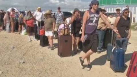 Почти четверть саратовцев хотят переехать в другую страну