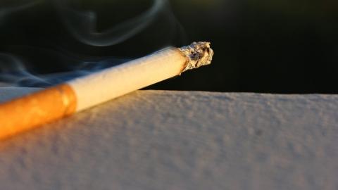 Куривший дома мужчина погиб в огне