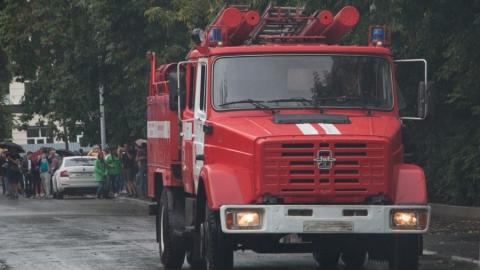 Пожарные выезжали по тревоге на вызов в этнографический музей Саратова