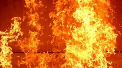 Утром горел «Шашлычный дворик»