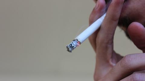 Пьяный погиб из-за непотушенной сигареты