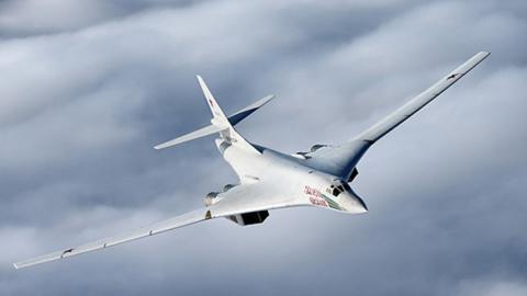 Ту-160 приземлились в ЮАР