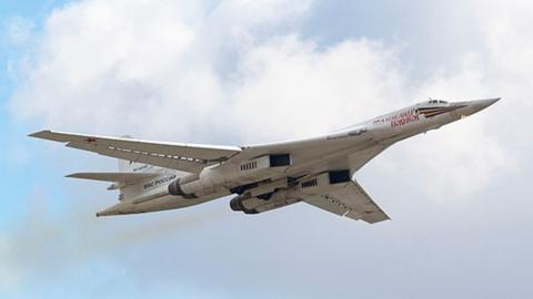 Полет энгельсских ракетоносцев в ЮАР. Стал известен маршрут Ту-160
