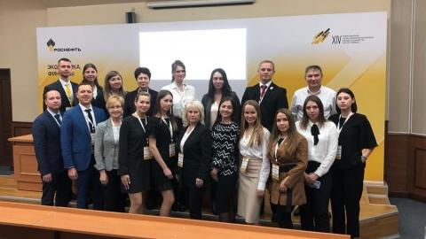 Проект молодого специалиста Саратовского НПЗ по программе импортозамещения высоко оценили на финальном этапе научно-технической конференции