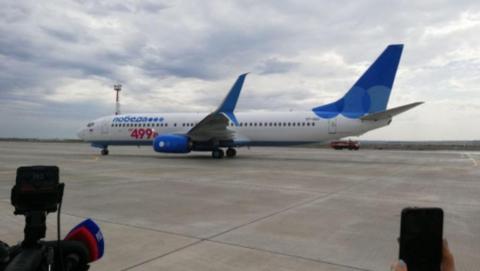 Самолет, летевший из Москвы в Саратов, опять посадили в Самаре