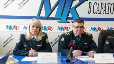 В этом году саратовская таможня перечислила в бюджет 358 миллионов рублей