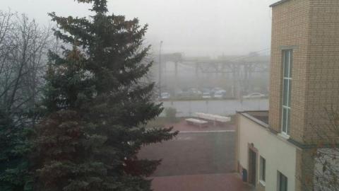 33 аварии произошло в Саратове из-за сегодняшнего тумана