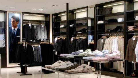 Рецидивист подозревается в краже одежды из магазина в Заводском районе