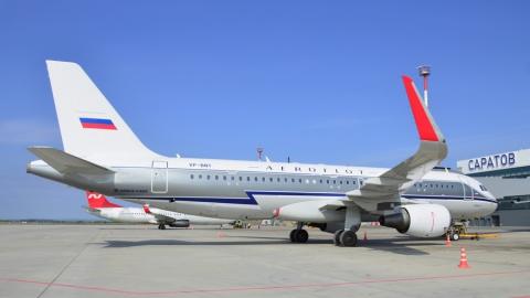 Аэропорт «Гагарин» перешел на зимнее расписание