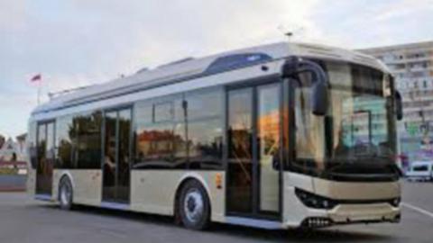 Администрация Саратова покупает семь новых троллейбусов