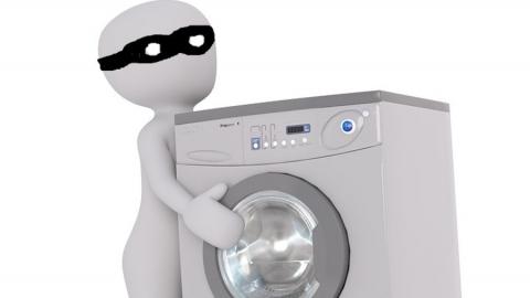 Судимый за угон и наркотики подозревается в краже стиральной машины