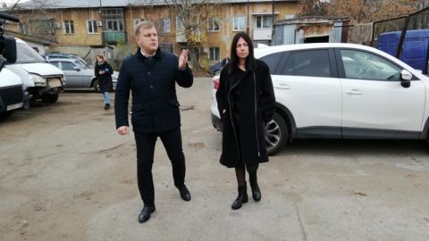 Управление муниципального контроля проверило благоустройство автостоянок