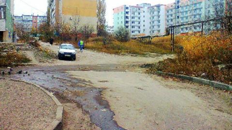 Жители поселка Жасминный возмущены состоянием дороги