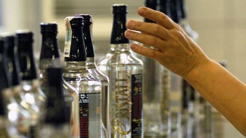 Селянин подозревается в краже водки в Красноармейском районе