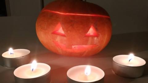 Саратовцы отметили Хэллоуин и попали под шквал критики. Фото