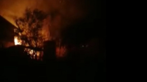 Саратовский школьник решил научить пожарных бороться с огнем