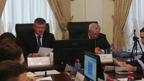 В бюджете Саратова на 2020 год доходы равны расходам