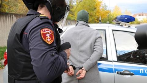 Россгвардия оперативно задержала подозреваемого в краже