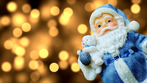 Дед Мороз приедет в Саратов заранее
