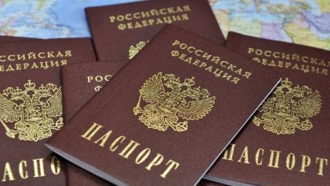 Два рецидивиста и несовершеннолетний подозреваются в краже паспорта