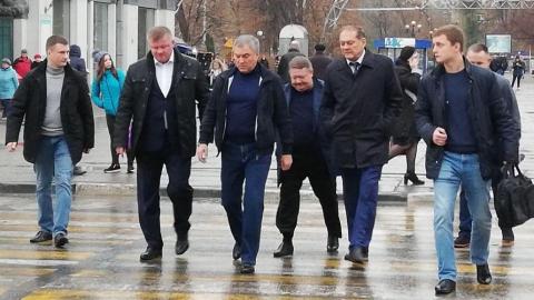 Вячеслав Володин осмотрел проспект Кирова после реконструкции