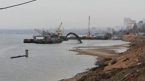 Подрядчик строительства пляжа признался в отставании от графика