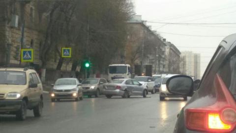 Водители скрылись с места ДТП на Чернышевского