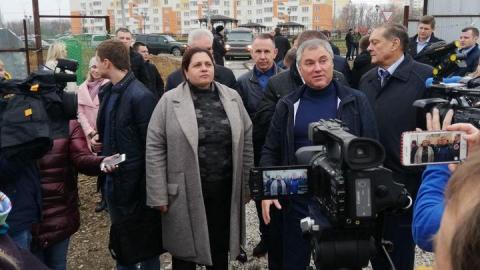 Володин рассказал о новых отношениях с застройщиками
