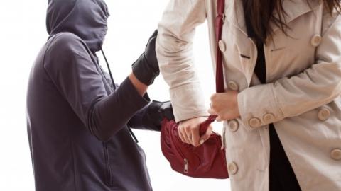 Пара рецидивистов ограбила жительницу Кировского района