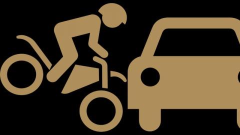 Пожилого велосипедиста сбил машина