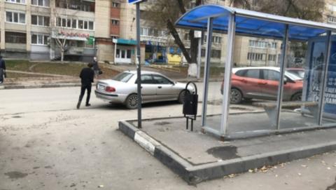 После публикации Saratovnews ГИБДД нашли автохама