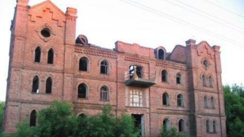 Объект культурного наследия горел в области
