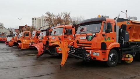 Для работы в зимний период в Саратове не хватает 90 водителей