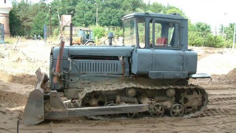 Хозяйственного селянина подозревают в краже трактора