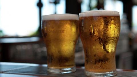 Торговца пивом из-под полы оштрафовали на 10 тысяч рублей