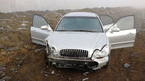 Пенсионерка пострадала в ДТП на трассе