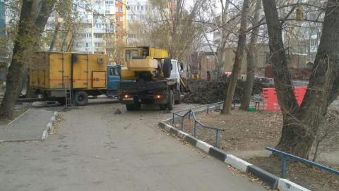 Жители более 300 квартир в Ленинском районе остались без воды