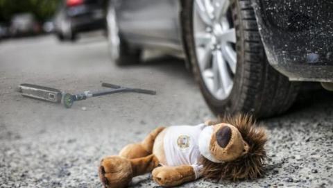 Селянин сбил детей в Перелюбском районе