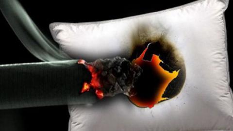 Двое жителей Пугачева погибли в огне