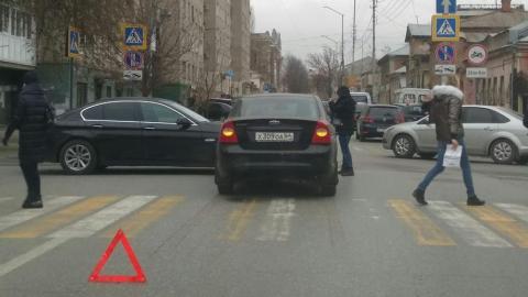 ДТП произошло в Волжском районе Саратова
