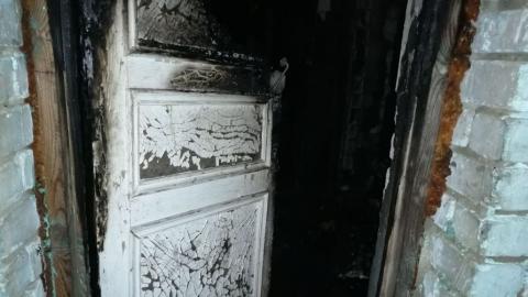 Расследуется смерть мужчины на пожаре в Петровске