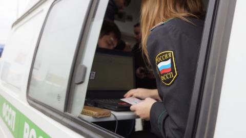 Сотрудники «ЭнергосбыТ Плюс» совместно с приставами провели рейд по должникам-автомобилистам