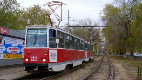 Движение саратовских трамваев восстановлено