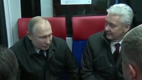 Владимир Путин: Нельзя отдавать ползарплаты за права