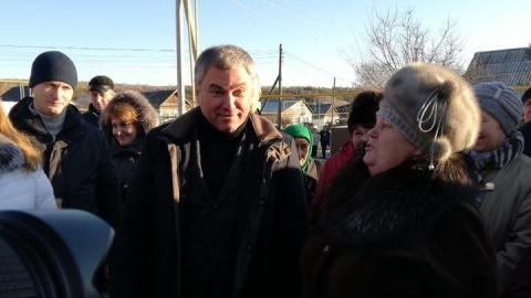 Продолжается визит Вячеслава Володина в Саратов