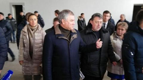 Вячеслав Володин назвал роль Саратовского университета «огромной»